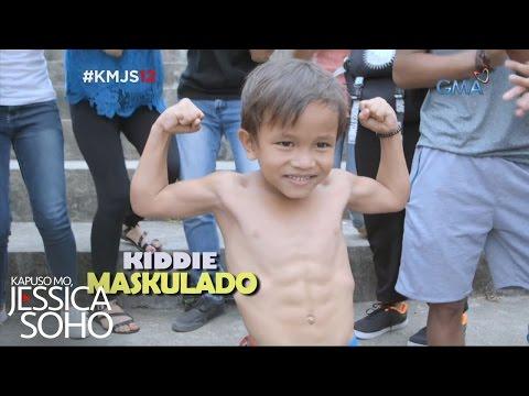 Kapuso Mo, Jessica Soho: Kiddie Masculado ng Batangas, kilalanin