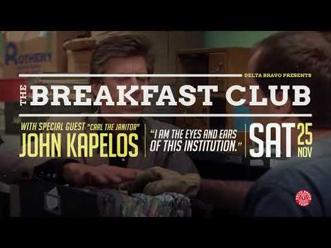 The Breakfast Club screening with Actor John Kapelos. streaming vf