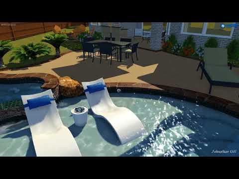 Island Resort Houston Style!