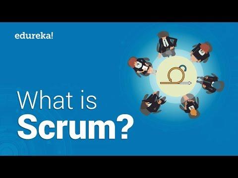 What is Scrum?   Scrum in 20 Minutes   Scrum Master Training   Edureka thumbnail