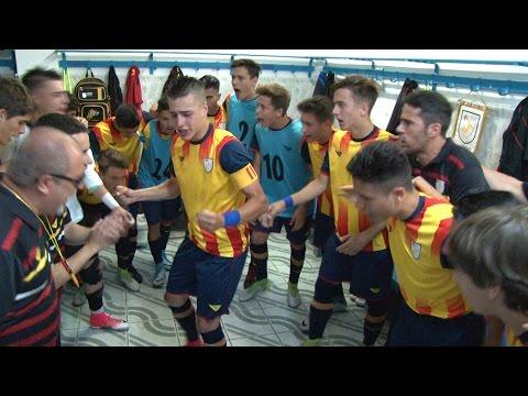 Semifinal Campionat d'Espanya  Catalunya - Madrid sub16