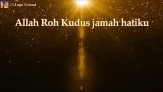Download Mp3  Lirik Rohani  Redo Daeng Badjie & Ezra Lewina - Allah Roh Kudus