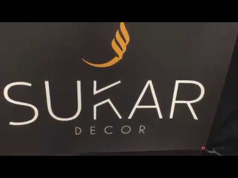 Sukar Decor Collection Modern Islamic Art Collection