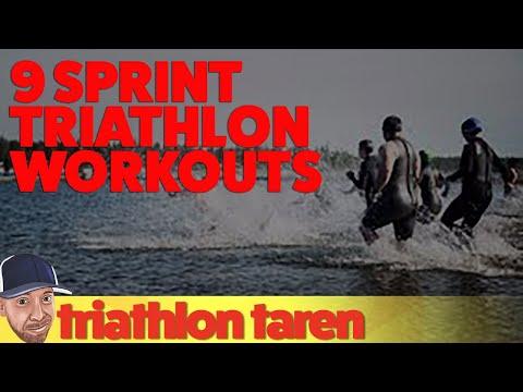 9 Sprint Triathlon Training Workouts