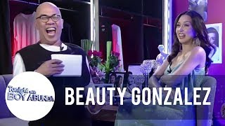 Beauty Gonzalez reveals their Wi-Fi password at home | TWBA