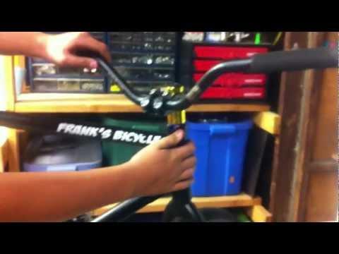 Nicks FGFS Bike Check.