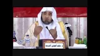 الشيخ حاتم العوني يتمنى لو كان جده أبو بكر الصديق أو عمر بن الخطاب !