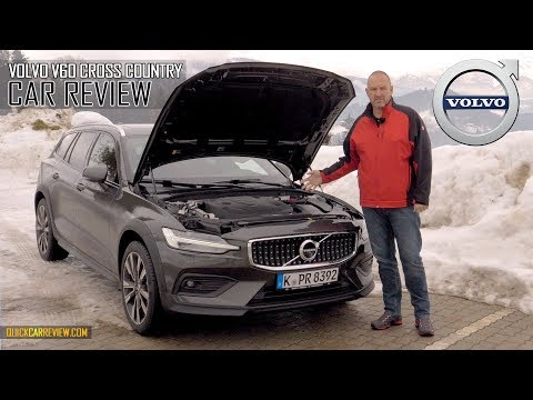 Car Review: 2019 Volvo V60 Cross Country Test Drive
