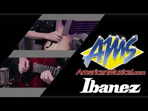 Ibanez AFC151 & SRH500F Performance - American Musical Supply
