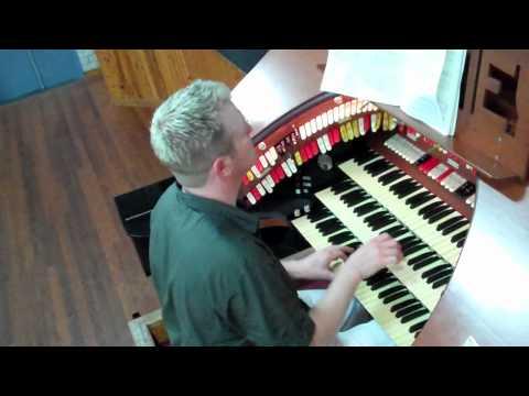 Under The Sea Christie Theatre Organ   Australia
