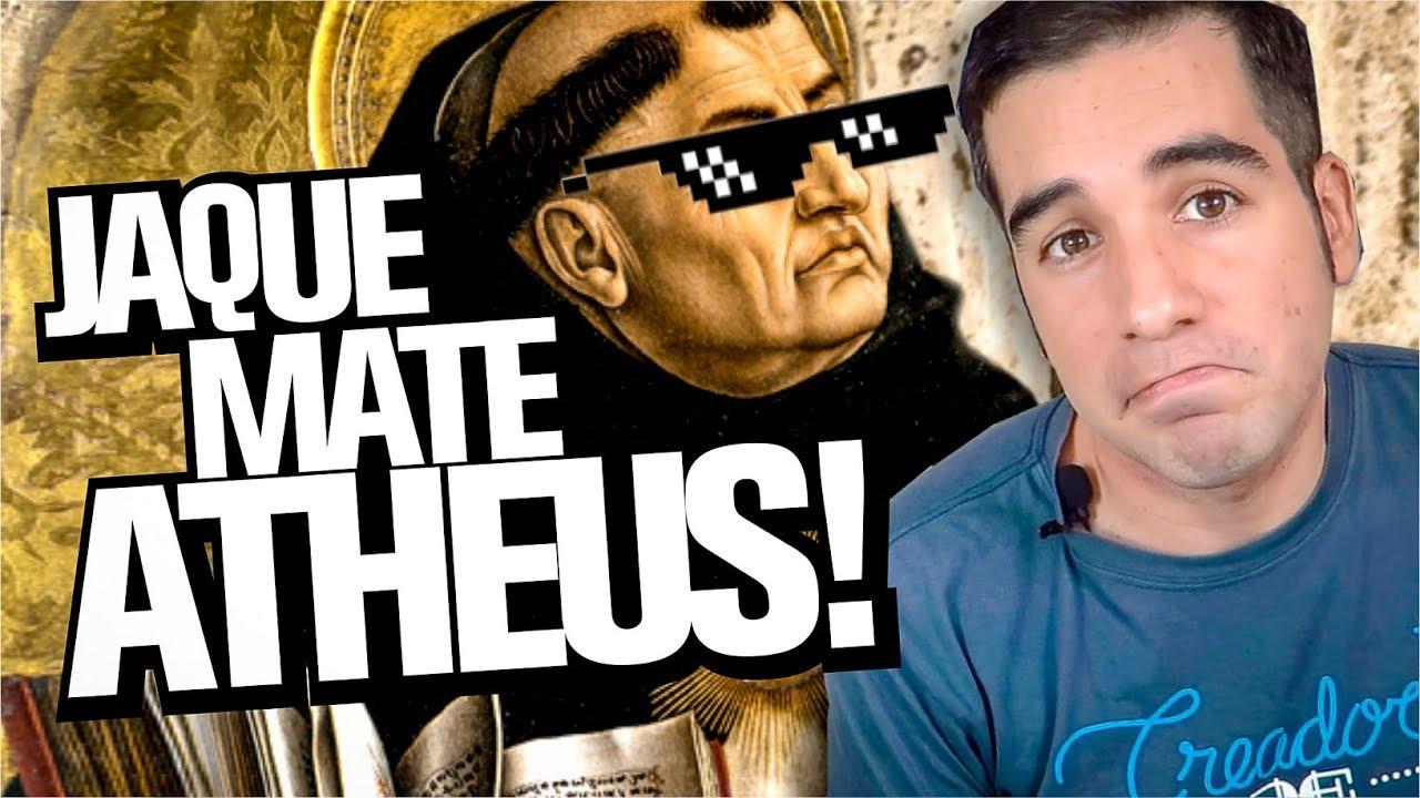 Demostrar La Existencia De Dios Las Cinco Vías De Tomás De Aquino Youtube