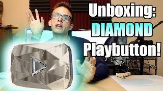 Bad Unboxing - DIAMOND PLAY BUTTON!!!! [10 MILLION SUB TROPHY] thumbnail