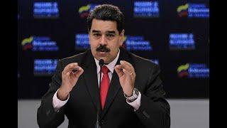 Maduro asegura que los emigrantes venezolanos salen del país llenos de dólares | Noticias Caracol