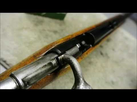 Winchester Rifle Restoration