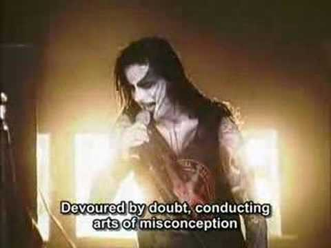 Dimmu Borgir -Kings Of The Carnival Creation live subtitled