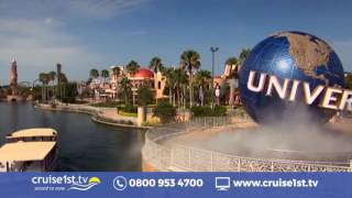 All Inclusive Cruise to the Caribbean & FREE Orlando Stay