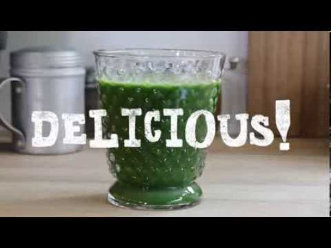 How to Make Healthy Green Juice | Juicing Recipes | Allrecipes.com