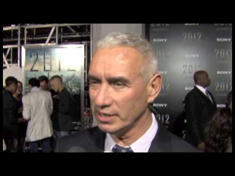 Roland Emmerich Interview - 2012