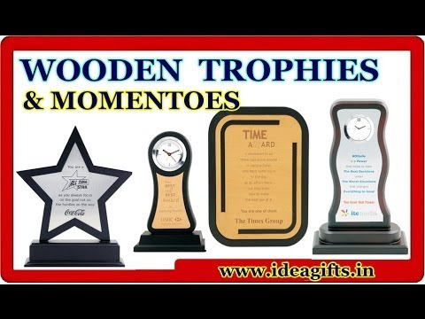 Wooden Momentoes And Plaques For Employees By Corporate Gifts Manufacturers In Delhi Idea