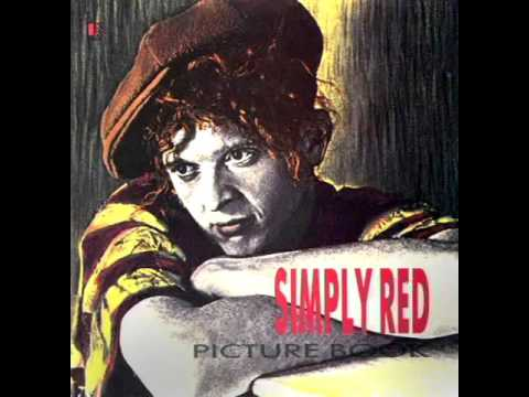 V Album Cover Simply Red - Picture Book - ( Full Album ) - YouTube