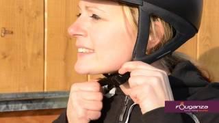 Шлем для безопасной езды на лошади FOUGANZA 8324670
