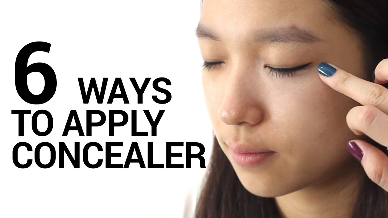 How To Apply Concealer For Flawless Makeup Wishtrend You