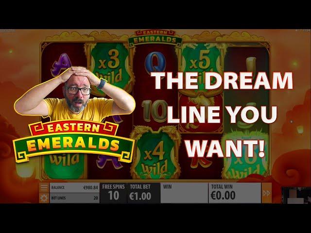 Eastern Emeralds EPIC Dream Hit!! Great Scott...