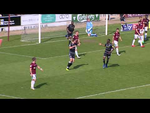 HIGHLIGHTS: Northampton Town 3 Macclesfield Town 1