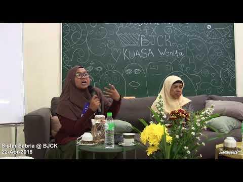 Sister Sabria - Buku Jalanan Chow Kit (BJCK)