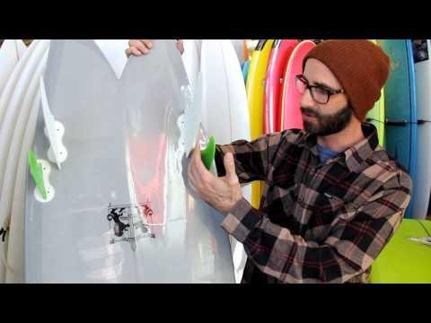 Surfboard Information - Twin Fin Vs Twinzer