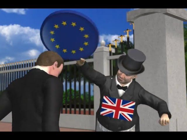 Какое будущее у Великобритании в Евросоюзе?