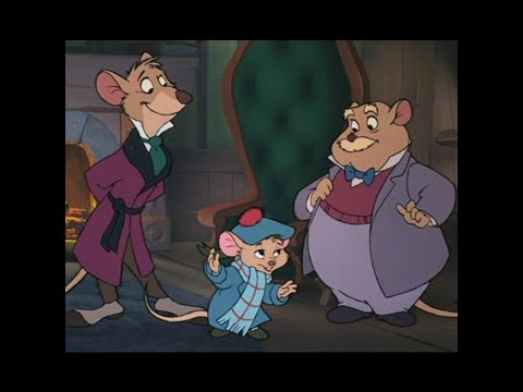 WDCoP   Episode 33: The Great Mouse Detective
