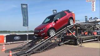 Jaguar Land Rover Experience 2015 - Nizhniy Novgorod