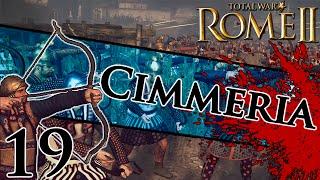 Total War: Rome II - Cimmeria Campaign [Legendary] #19 ~ Hunt Them Down!