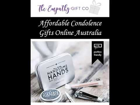 Affordable Condolence Gifts Online Australia