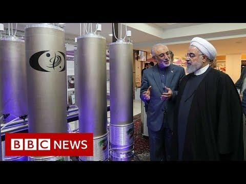 Qasem Soleimani: Iran rolls back nuclear deal commitments- BBC News