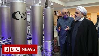 Qasem Soleimani: Iran rolls back nuclear deal commitments- BBC News