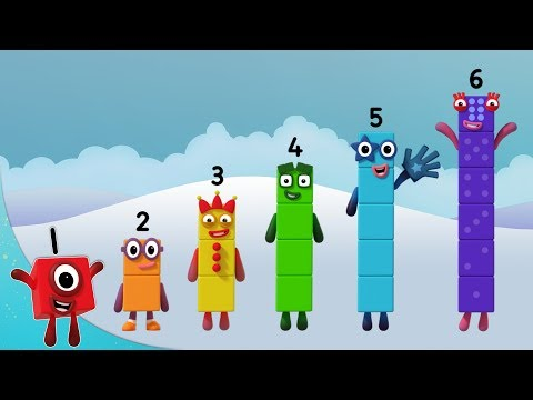 Numberblocks - Time For An Adventure | Learn To Count | Learning Blocks