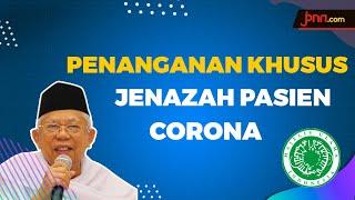 MUI Diminta Segera Keluarkan Fatwa Penanganan Jenazah Pasien Corona - JPNN.com