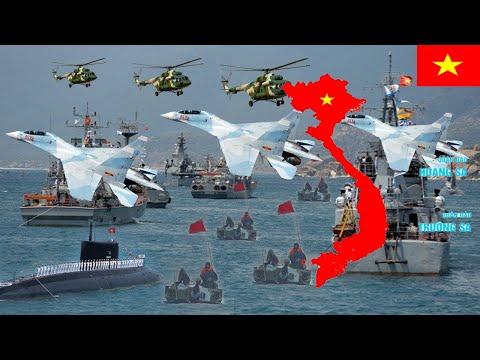 4 Quốc Gia Quân Sự Mạnh Nhất - Việt Nam đứng Thứ Mấy ?