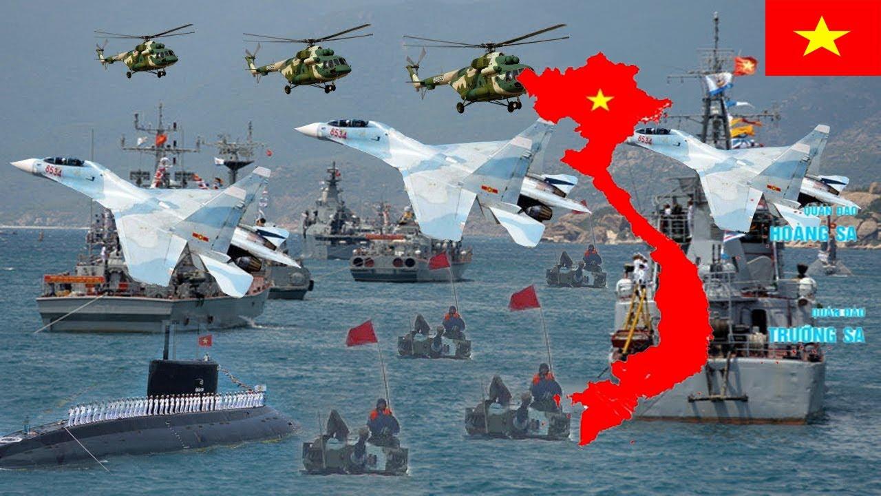 4 Quốc gia quân sự mạnh nhất – Việt Nam đứng thứ mấy ?