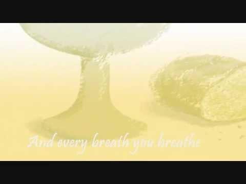 Remember Me Communion video with lyrics