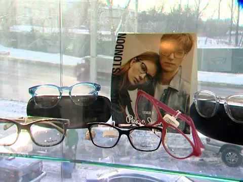Оправы и очки для зрения, продажа очков в Москве
