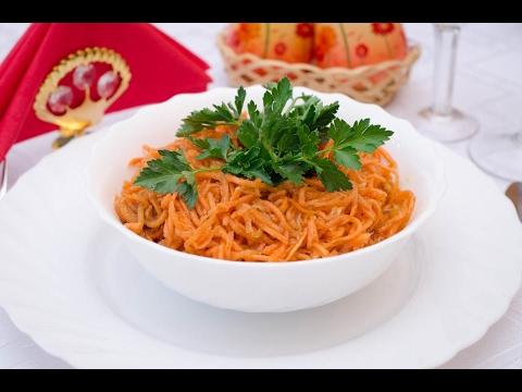 как сделать корейскую морковку в домашних условиях рецепт