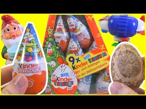 Киндер Сюрприз 1999 года, редкий набор киндеров в праздничных колпачках Rare Kinder Surprise