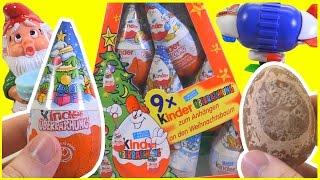 Киндер Сюрприз 1999 года, редкий набор киндеров в праздничных колпачках (Rare Kinder Surprise)