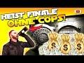 GTA 5 Online - 🔥💰Pacific Heist Finale Ohne Cops Glitch!💰🔥[Schnell Viel Geld Machen!]