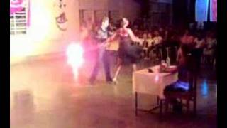 Award winning Duet dance performances