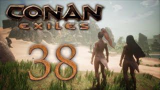 Conan Exiles - прохождение игры на русском - Ведьма [#38] | PC