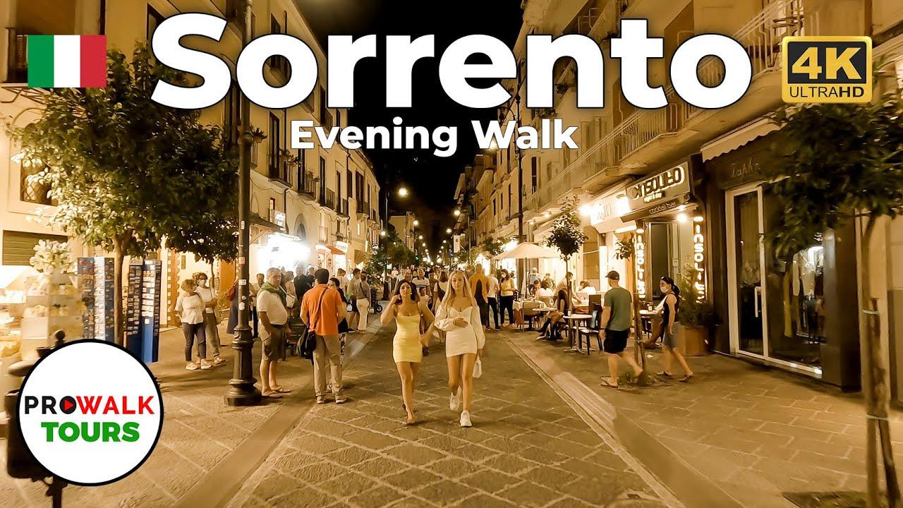 Sorrento Evening Walk - Sept. 19th, 2020